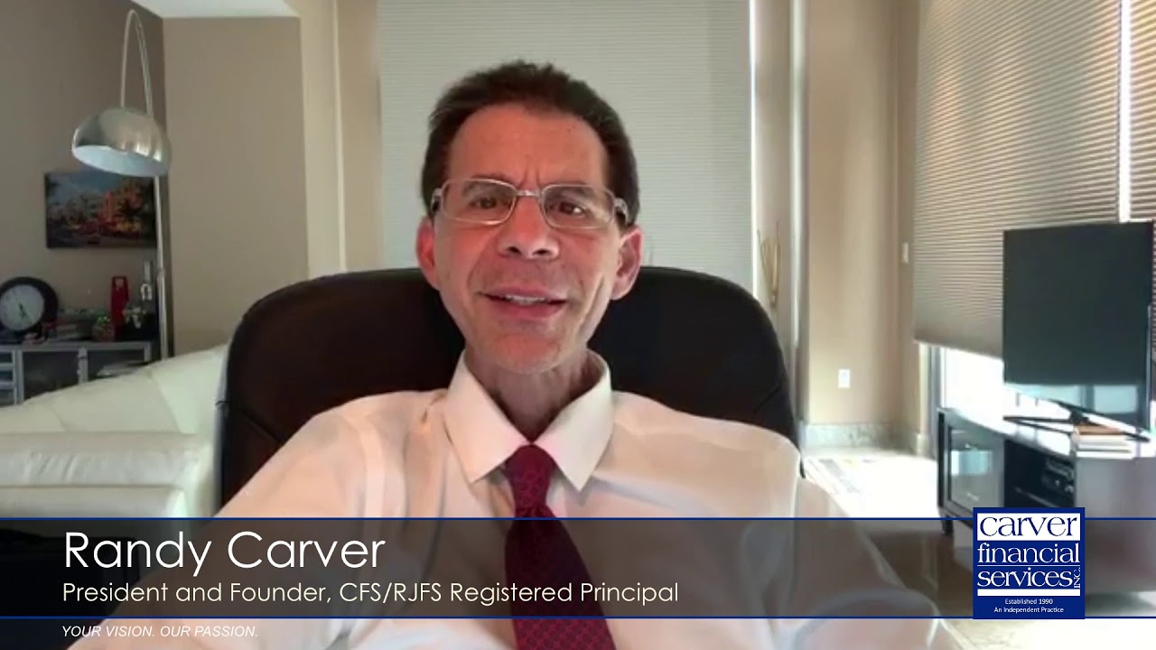 Carver Financial - Economic & Market Landscape